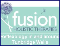 Fusion Holistic Therapy - Reflexology in the Tunbridge Wells Area